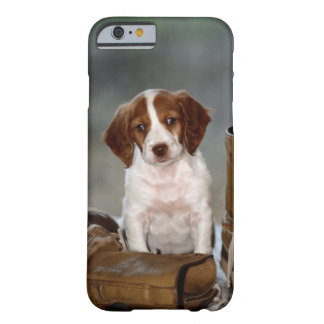 Puppy and Boots Barely There iPhone 6 Case