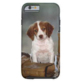 Puppy and Boots Tough iPhone 6 Case