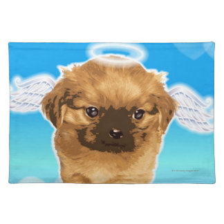Puppy Angel Placemat