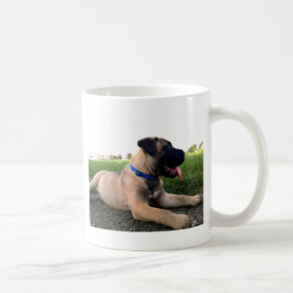 Puppy Bullmastiff Coffee Mug