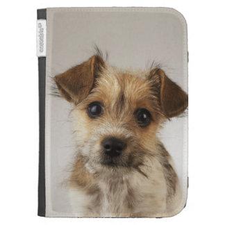 Puppy Canis familiaris Kindle Case