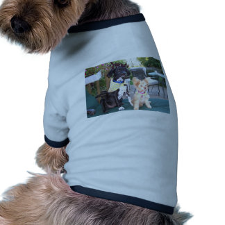 Puppy Card Pet T Shirt
