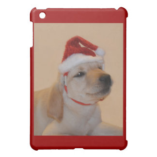 Puppy Christmas Case For The iPad Mini