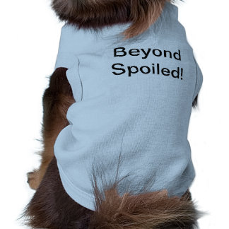 Puppy Couture Sleeveless Dog Shirt