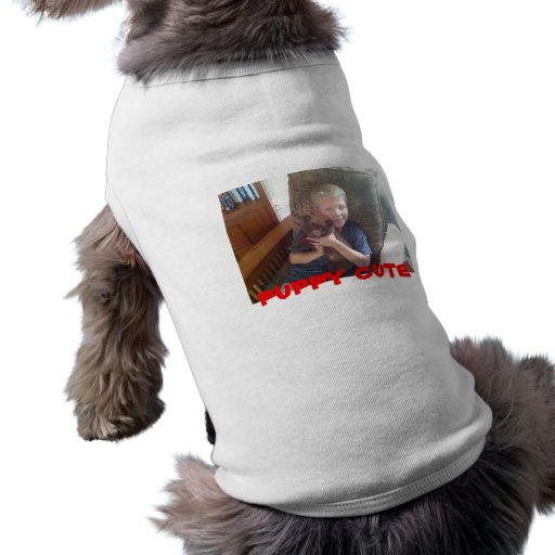 puppy cute pet tshirt