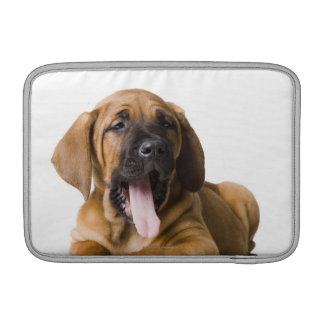Puppy Dog 2 MacBook Air Sleeves
