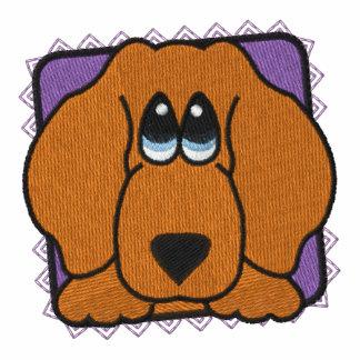 Puppy Dog Eyes Dachshund Hoodie