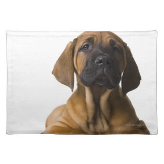 Puppy Dog Placemat