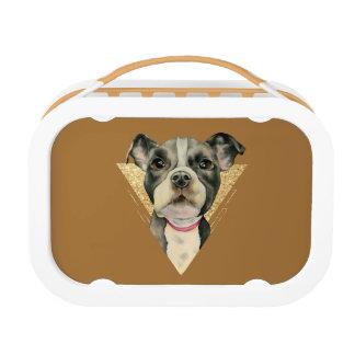 Puppy Eyes 3 Lunch Box
