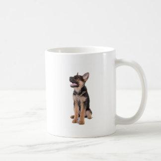 puppy German shepherd Mug