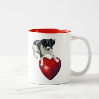 Puppy Heart Mug