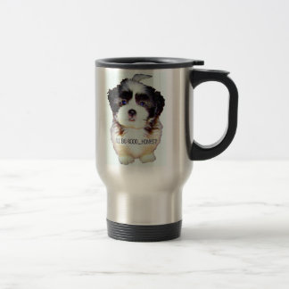 Puppy insulated mug