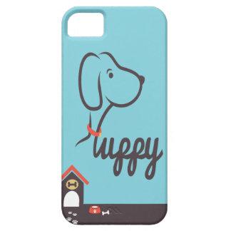 Puppy iPhone 5 Cases