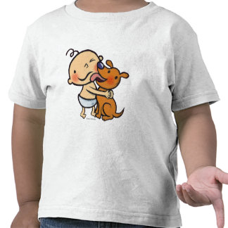 Puppy Kisses for the Baby T Shirt