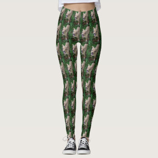 Puppy Leggings because we love dogs too...