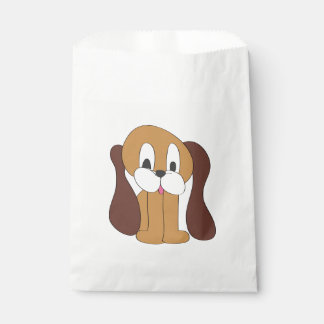 PUPPY LONG EARS FAVOUR BAGS