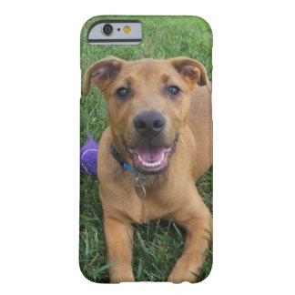 Puppy love barely there iPhone 6 case