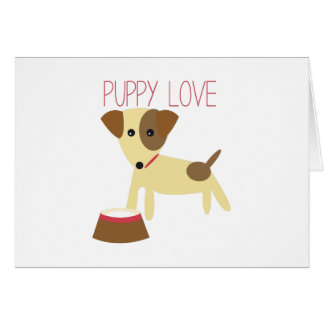 Puppy Love Cards
