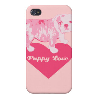 puppy love covers for iPhone 4