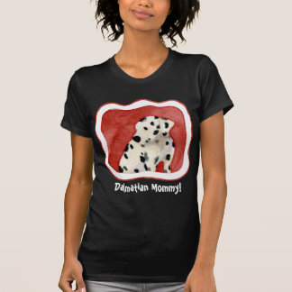 """Puppy Love,"" Dalmatian Puppy Art by Audrey Jeanne Tshirt"