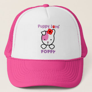 Puppy Love designs 'POPPY' hat