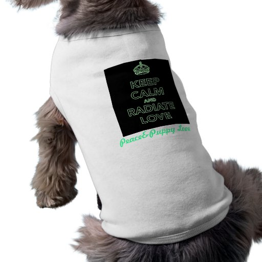 Puppy Love Dog Shirt