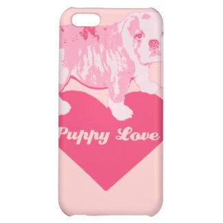 puppy love iPhone 5C case