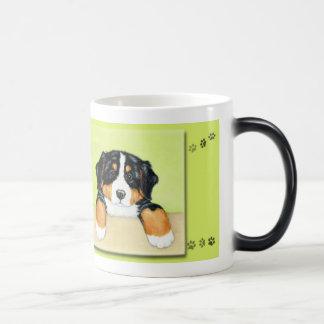 Puppy Love (morphing mug) Morphing Mug