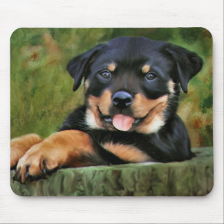 Puppy Love Mouse Mat