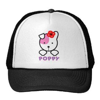 Puppy Love - Poppy Cap