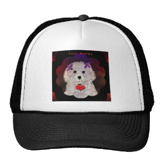 Puppy Love Soulmates Mesh Hats