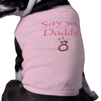 Puppy Love T-shirt Sleeveless Dog Shirt
