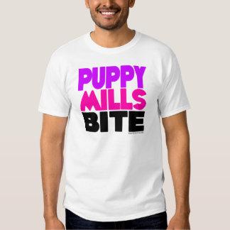 Puppy Mills Bite Tshirt