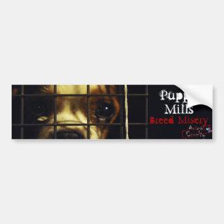 Puppy Mills Bumper Sticker