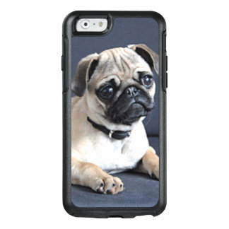 Puppy On Lounging Couch OtterBox iPhone 6/6s Case