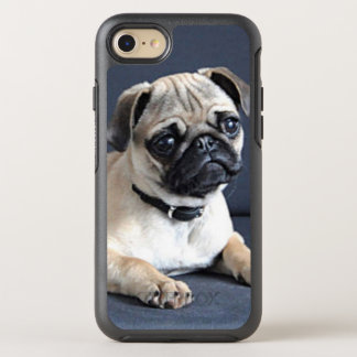 Puppy On Lounging Couch OtterBox Symmetry iPhone 8/7 Case