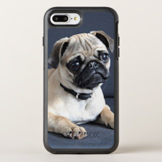 Puppy On Lounging Couch OtterBox Symmetry iPhone 8 Plus/7 Plus Case