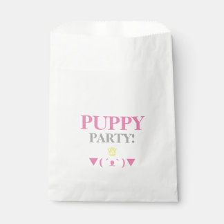 Puppy Party Doggy Bags