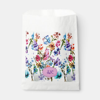 PUPPY PAW PRINTS | FAVOR BAGS
