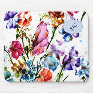 PUPPY PAW PRINTS | MOUSE PAD
