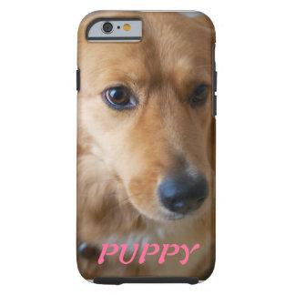 Puppy Pet Photo iPhone 6 case Tough iPhone 6 Case