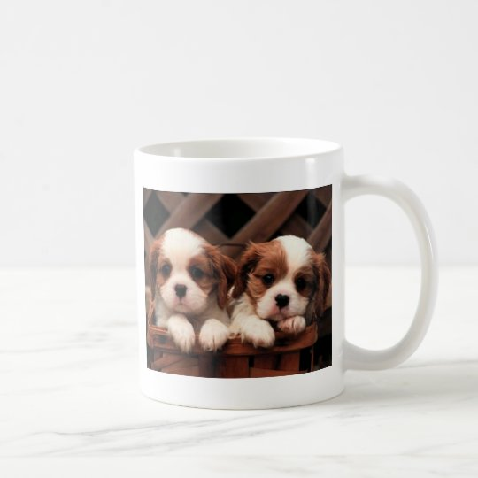 Puppy Pictures Coffee Mug