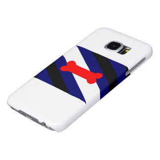 Puppy Play Pride Flag Galaxy S6, Barely There Case