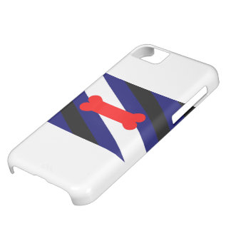 Puppy Play Pride Flag iPhone 5C, Barely There iPhone 5C Case