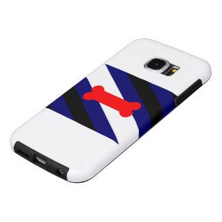 Puppy Play Pride Flag Samsung Galaxy S6, Tough Samsung Galaxy S6 Cases