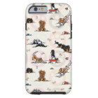 Puppy Playtime In For a Treat Tough iPhone 6 Case