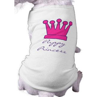 Puppy Princess Crown Doggy Shirt