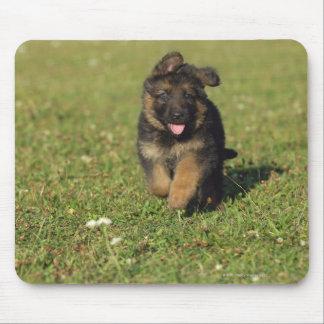 Puppy Running Mouse Mat