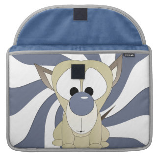 Puppy Surprise Rickshaw Macbook Pro 15 inch Sleeve Sleeves For MacBooks