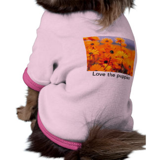 Puppy T-shirt Doggie Shirt